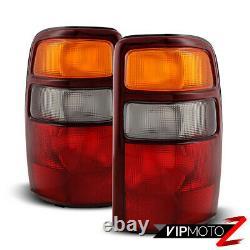 00-06 Chevy Suburban Tahoe GMC Yukon Replacement Tail Brake Light LEFT+RIGHT Set