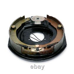 12 Pair Electric Trailer Brake Assembly Left & Right 6000-7000 lb 12 x 2 axle