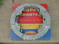 1953 1954 1955 Chrysler Crown Imperial Town & Country DISC BRAKE PLATE Assembly