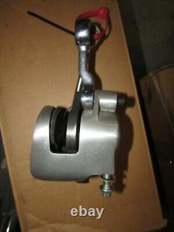 1994-2005 FLSTC Springer Front Left Brake Caliper Assembly(polished)