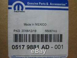2002-2019 Dodge Ram 1500 Left & Right Rear Disc Brake Caliper Assembly New Mopar