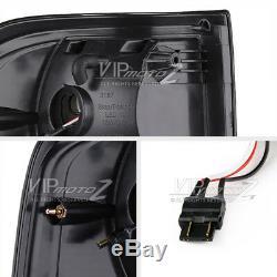 2004-08 Ford F150 V8 Smoke LED Tail Light Brake Signal Lamp Left+Right Assembly