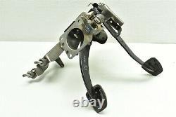 2008-2014 Subaru WRX STI Clutch Brake Pedal Assembly Factory OEM 08-14