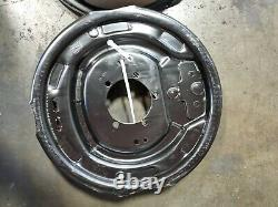 (2) DEXTER Trailer 12 x 2 Electric Brakes Assembly 7000 # Axle Left Right PAIR