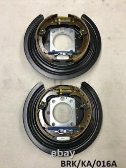 2 x Mopar Rear Backing Plate Assembly for Dodge Nitro KA 2007-2011 BRK/KA/016A