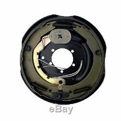 6pc Electric Trailer Brake 12 x 2 Assembly Right & Left SIde 6000 7000 Axle