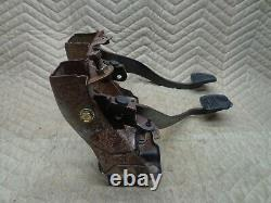 84-88 Toyota Pick Up Truck Clutch Brake And Gas Pedal Assembly 85 86 87 4 Runner