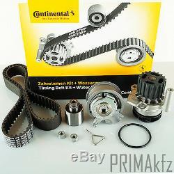 CONTI CT1028WP4 Zahnriemensatz Wapu Audi A4 Skoda VW Golf V Passat 1.9 2.0 TDi