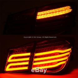 Chevrolet Cruze 2011-2015 MB Style Rear LED Tail Lights Lamps Assembly 4Dr Sedan