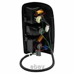 DEPO 2 Piece Brake Tail Light Lamp Assembly Pair for Suburban Tahoe Yukon