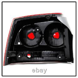 Dodge Charger 2006-2008 Smoke Tinted OE Style Brake Tail Light Set Left Right