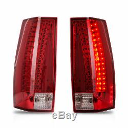 Find customized Escalade Style LED TAILLIGHTS for your GM SUV in this listing
