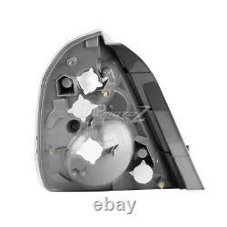 Fits 2002-2006 Altima SE-R OE Style Black Rear Tail Light Brake Lamp Left Right