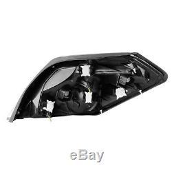 Fits 2007-2012 Nissan Altima 4D Sedan Rear Brake Tail Lights Assembly Left Right