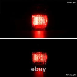 For 01-04 Toyota Tacoma 4X4 Smoke Tinted OE Style Tail Lights Offroad Left Right