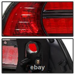For 04-08 Acura TL TYPE-S STYLE UPGRADE Rear Brake Tail Lights Lamps JDM VTEC