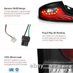 For 06-07 Infiniti G35 Coupe LED Tail Light Bar Black Parking Brake Signal Lamp