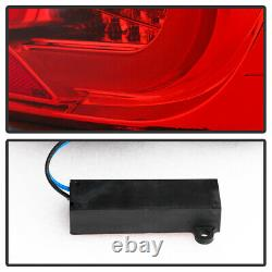 For 08-11 Subaru Impreza/WRX Sedan LED Light Tube Tail Brake Lamp