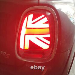 For 2014-2018 Mini cooper F55 F56 LED Rear Bumper Taillights Rear Lamp Assembly