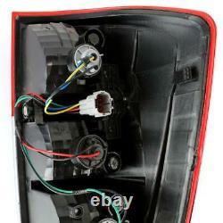 For Nissan Navara NP300 2015-2018 LED Rear Tail Light Lamp Brake Assembly LH+RH