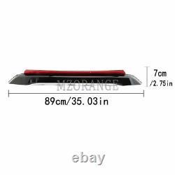 For Toyota Corolla 2020-2021 LED Tail light Red Lens Brake Rear Lamp Assembly