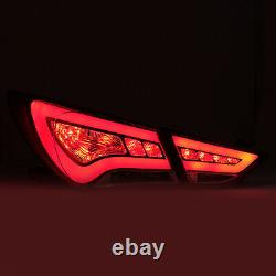 Free Shipping to PR for SONATA 11-14 GLS Limited SE 11-13 GL Clear Tail Lights