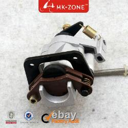 Go kart part Hydraulic Disc Front Rear Brake Calipers Pad Assembly System 250cc