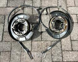 JDM Nissan 300ZX Z32 Silvia Emergence E-brake Assembly Side Brake Wire