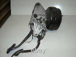 Jaguar XJ6 Brake Booster & Pedal Assembly, PT# MNA5372