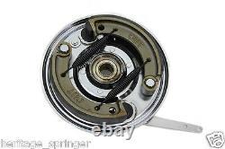 Knucklehead Springer Dual Cam Brake Assembly CHROME NEW