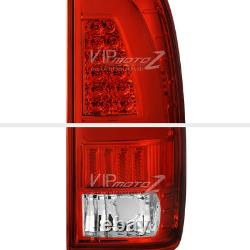 LED Built-In 1997-2003 Ford F150 F250 Superduty NEON TUBE Tail Lights Assembly