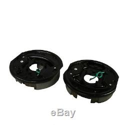 Left and right 2pcs Trailer Electric Brake Assembly 10 x 2.25