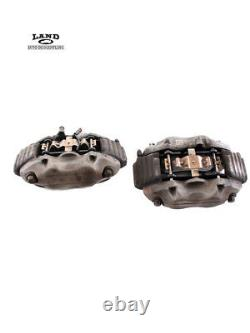 Mercedes W221 W216 Passenger/driver Left/right Front Brake Calipers Pair 10-13