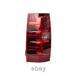 OEM NEW Left Driver's Combo Tail Light Brake Light Assembly 07-14 Tahoe Suburban