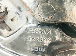 Oem Harley Panhead Shovelhead Rear Brake Assembly