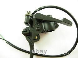 RIGHT BRAKE HANDLE THROTTLE ASSEMBLY ATV 110CC 125cc 90cc 70cc Peace Taotao JCL