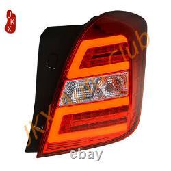 Red LED Tail Light LED Rear Brake Lamp Assembly k For Chevrolet Trax 2014-2021