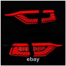 Red LED Tail Lights For Toyota Corolla 2020 Brake Rear Lamps Assembly Reversing