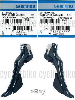 Shimano Ultegra ST-R8000 Main Shift/Brake Lever Assembly Black Left & Right New