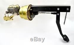 Universal Power Brake Pedal Firewall Mount 7 Dual Booster Master Prop Disc/drum