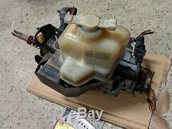 VW Corrado VR6 SLC ABS Servo brake pump assembly unit master cylinder ecu