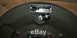Warner Trailer Electric Brake Assembly Military WWII Green 50828 WW2, M2, M5